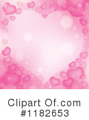 Royalty-Free (RF) Hearts Clipart Illustration #1182653