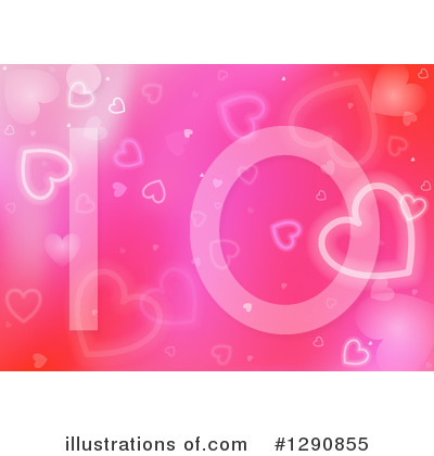 Heart Clipart #1290855 by dero