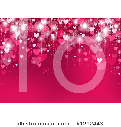 Heart Clipart #1292443 by dero