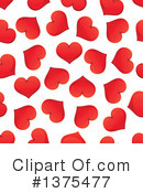 Hearts Clipart #1375477 by Vector Tradition SM