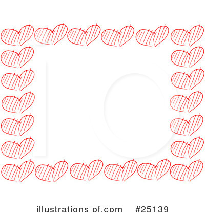 Valentines Day Clipart #25139 by KJ Pargeter