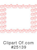 Royalty-Free (RF) Hearts Clipart Illustration #25139