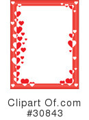 Hearts Clipart #30843 by Maria Bell