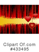 Hearts Clipart #433495 by elaineitalia