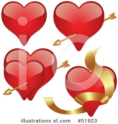 Heart Clipart #51923 by dero