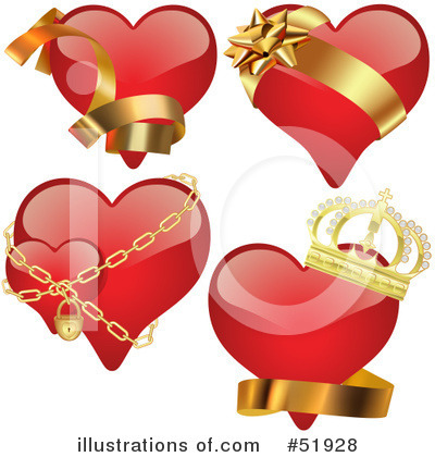 Heart Clipart #51928 by dero