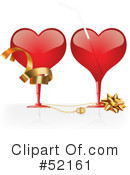 Hearts Clipart #52161 by dero