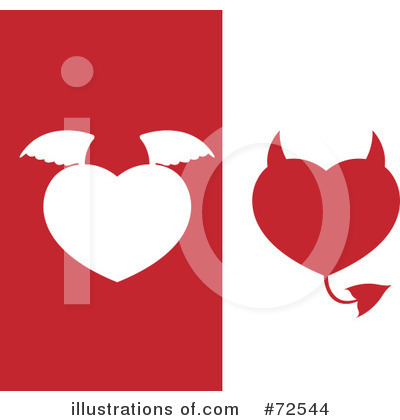 Heart Clipart #72544 by cidepix