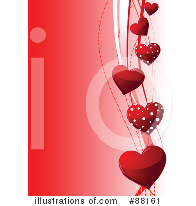 Valentine Background Clipart #88161 by Pushkin