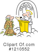 Heaven Clipart #1210552 by Johnny Sajem