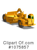 Heavy Machinery Clipart #1075857 by Ralf61