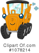 Royalty-Free (RF) heavy machinery Clipart Illustration #1078214