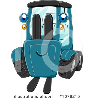 Royalty-Free (RF) Heavy Machinery Clipart Illustration by BNP Design Studio - Stock Sample #1078215
