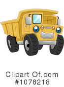 Royalty-Free (RF) heavy machinery Clipart Illustration #1078218