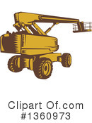 Heavy Machinery Clipart #1360973
