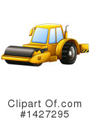 Heavy Machinery Clipart #1427295 by Graphics RF