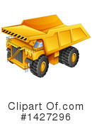 Royalty-Free (RF) Heavy Machinery Clipart Illustration #1427296