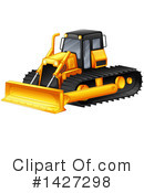 Heavy Machinery Clipart #1427298 by Graphics RF