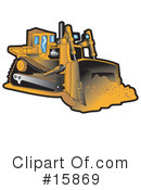 Heavy Machinery Clipart #15869 by Andy Nortnik