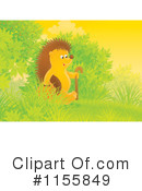 Royalty-Free (RF) hedgehog Clipart Illustration #1155849