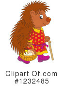Hedgehog Clipart #1232485
