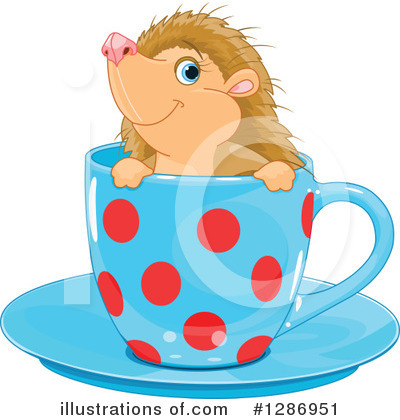 Tea Cup Clipart #1286951 by Pushkin