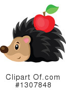Hedgehog Clipart #1307848