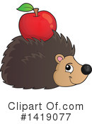 Hedgehog Clipart #1419077