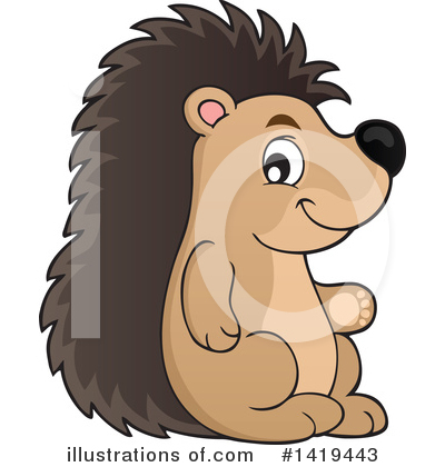 Wildlife Clipart #1419443 by visekart