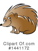Hedgehog Clipart #1441172