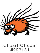 Hedgehog Clipart #223181