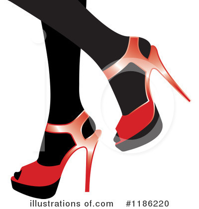 Feet Clipart #1186220 by Lal Perera