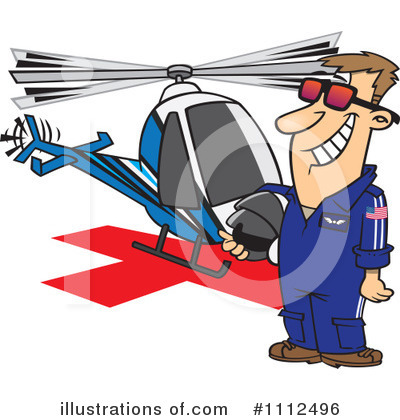 Pilot Clipart #1112496 by toonaday