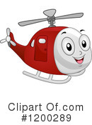 Helicopter Clipart #1200289 by BNP Design Studio