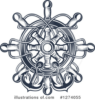 Anchor Clipart #1274055 by Vector Tradition SM