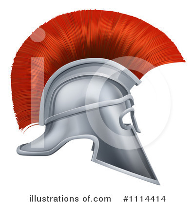 Mohawk Clipart #1114414 by AtStockIllustration
