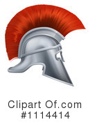 Royalty-Free (RF) Helmet Clipart Illustration #1114414