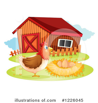 Farm Animal Clipart #1226045 by Graphics RF