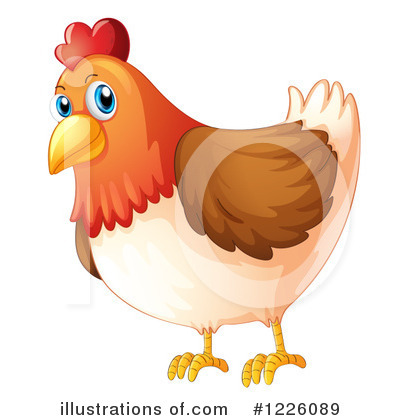 Farm Animal Clipart #1226089 by Graphics RF