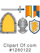 Heraldry Clipart #1260122 by BNP Design Studio