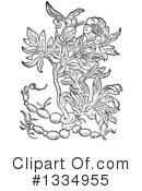 Herb Clipart #1334955 by Picsburg
