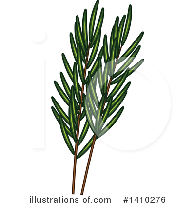Herb Clipart #1410276 by Vector Tradition SM