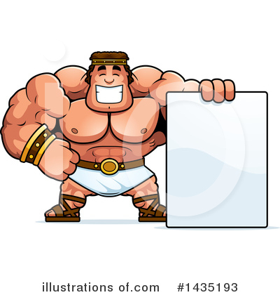 Hercules Clipart #1435193 by Cory Thoman