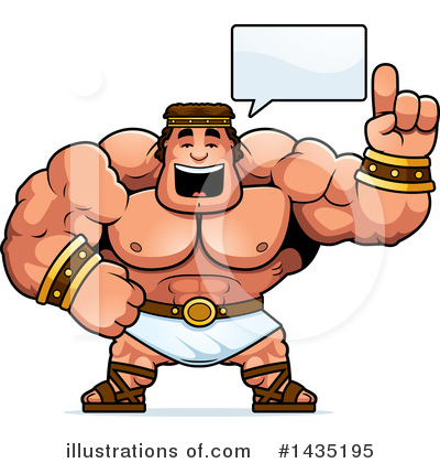 Hercules Clipart #1435195 by Cory Thoman