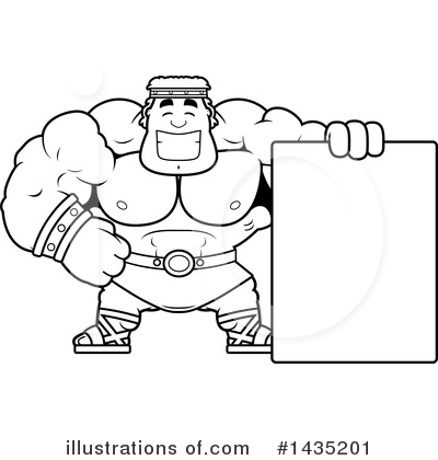 Hercules Clipart #1435201 by Cory Thoman