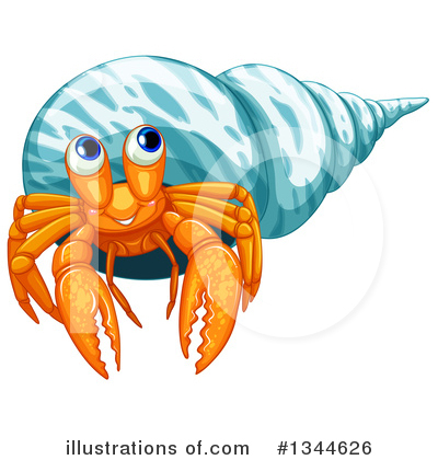 Sea Life Clipart #1344626 by Graphics RF