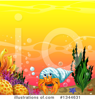 Reef Clipart #1344631 by Graphics RF