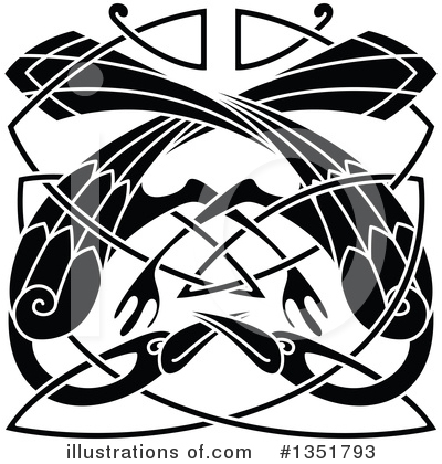 Celtic Clipart #1351793 by Vector Tradition SM