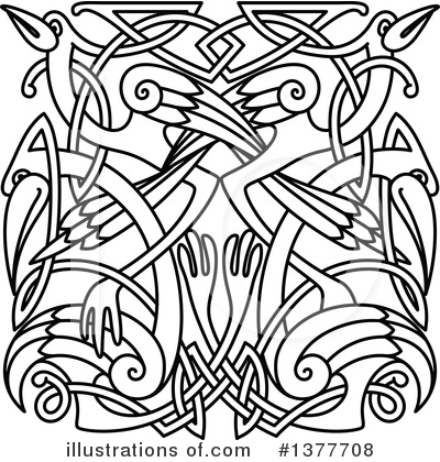 Celtic Clipart #1377708 by Vector Tradition SM