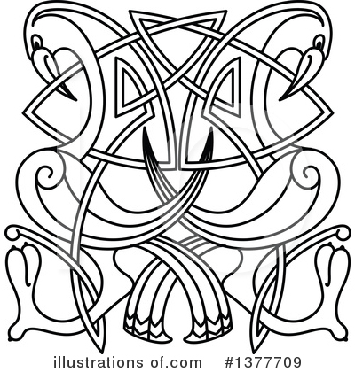 Celtic Clipart #1377709 by Vector Tradition SM